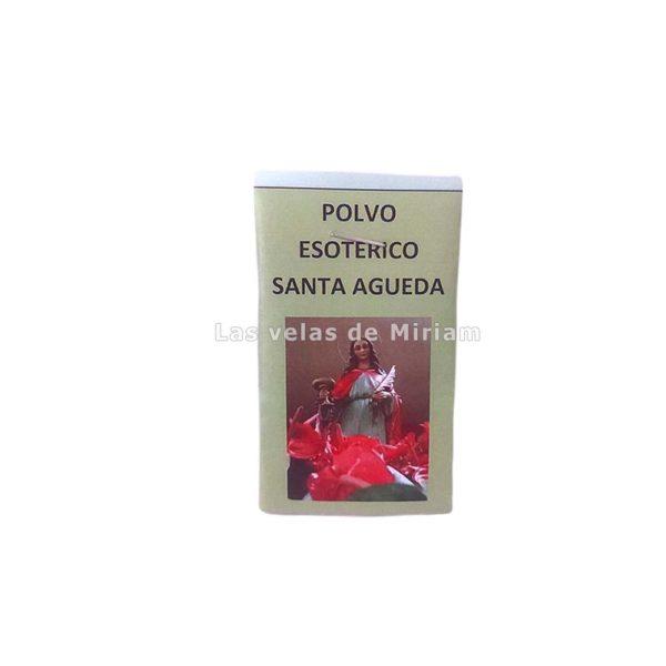 Polvo Esotérico Santa Águeda