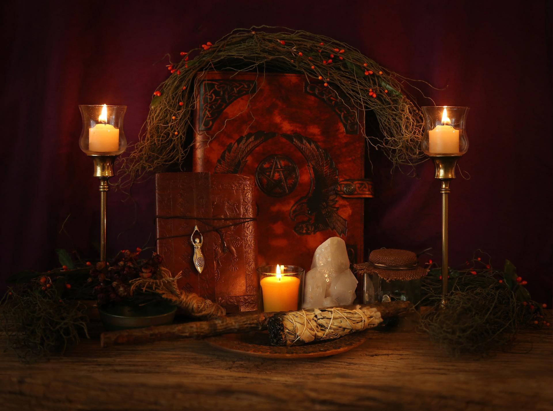 Religiones neopaganas. La Wicca